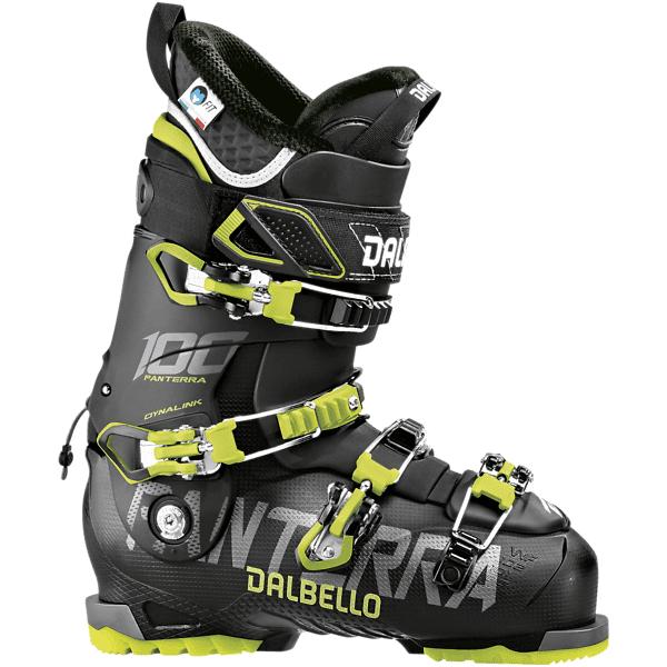 Dalbello Panterra 100 I.f Laskettelumonot BLACK/YELLOW (Sizes: 26.5)
