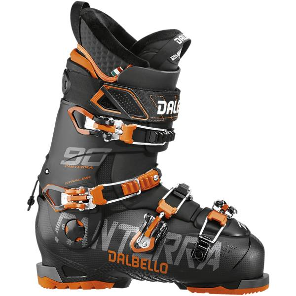 Dalbello Panterra 90 Laskettelumonot BLACK/ORANGE (Sizes: 26.5)