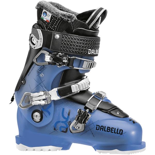 Dalbello Kyra 95 I.d Laskettelumonot BLUE TRANS/BLACK (Sizes: 24.5)