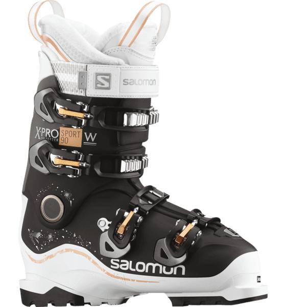Salomon X Pro 90 Sport Laskettelumonot WHITE/BLACK (Sizes: 25.5)