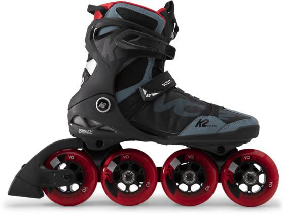 K2 M Vo2 S 90 Pro Kesäpelit BLACK/RED (Sizes: US 11.5)