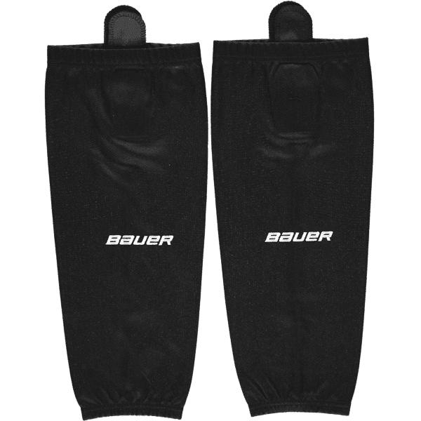 Bauer Flex Stock Hockey Sock Yth Jääkiekkotarvikkeet BLACK (Sizes: S/M)