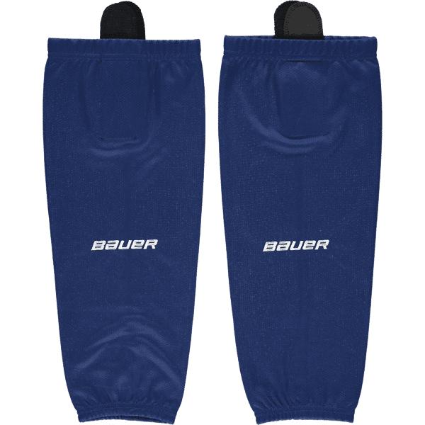 Bauer Flex Stock Hockey Sock Yth Jääkiekkotarvikkeet BLUE (Sizes: S/M)