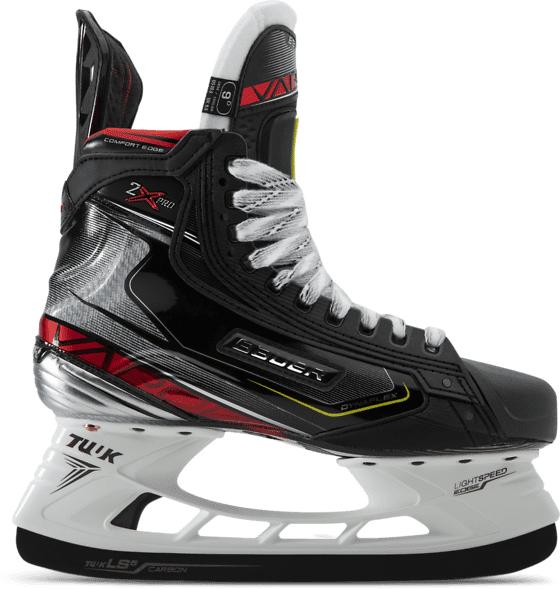 Bauer Vapor 2x Pro Skate Sr Jääkiekkoluistimet BLACK D WIDTH (Sizes: 10.5)