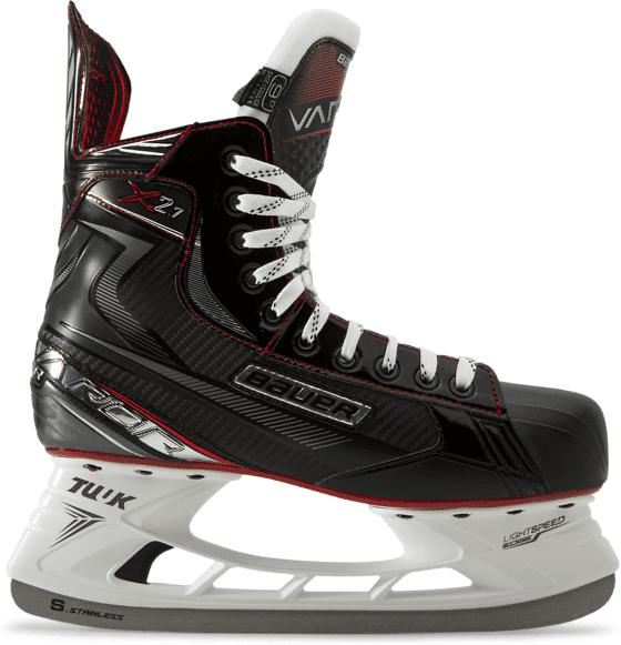 Bauer Vapor X2.7 Skate Sr Jääkiekkoluistimet BLACK D WIDTH (Sizes: 8.5)