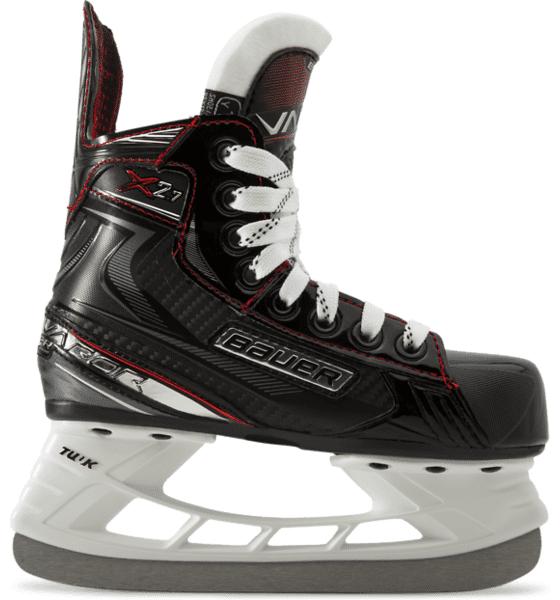 Bauer Vapor X2.7 Skate Yth Jääkiekkoluistimet BLACK D WIDTH (Sizes: 12.5)