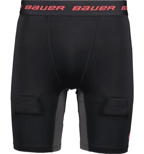 Bauer Core Comp Jock Short Sr Jääkiekkosuojat BLACK (Sizes: S)