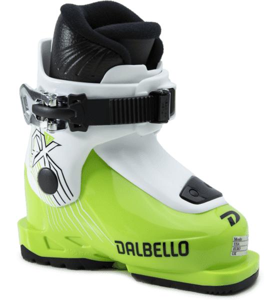 Dalbello Cx 1.0 Laskettelumonot LIME/WHITE (Sizes: 14.5)