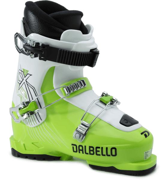 Dalbello Cx 3.0 Laskettelumonot LIME/WHITE (Sizes: 23.5)