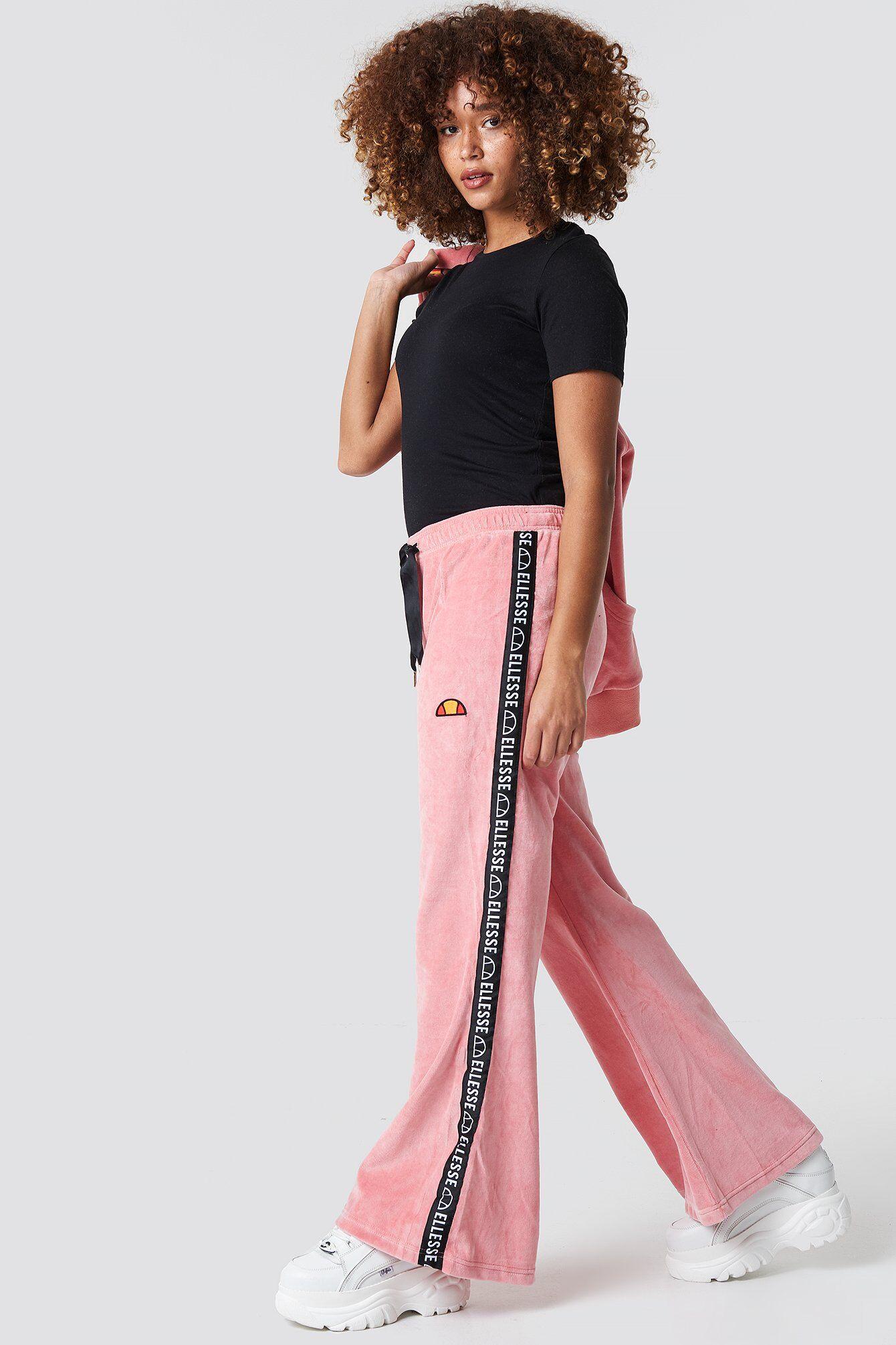 Ellesse El Marzolina Pants - Pink