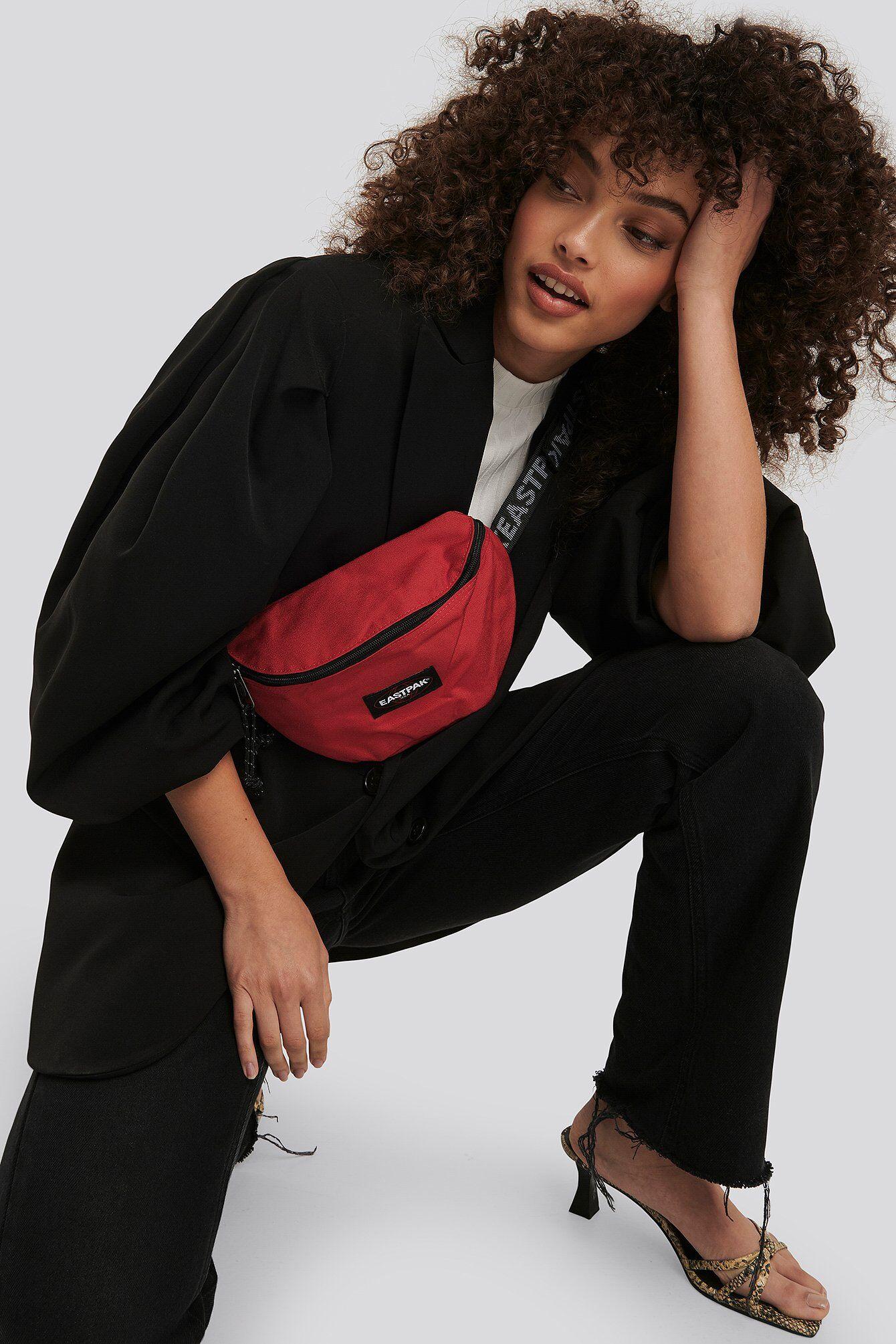 Eastpak Springer Bag - Red  - Size: One Size