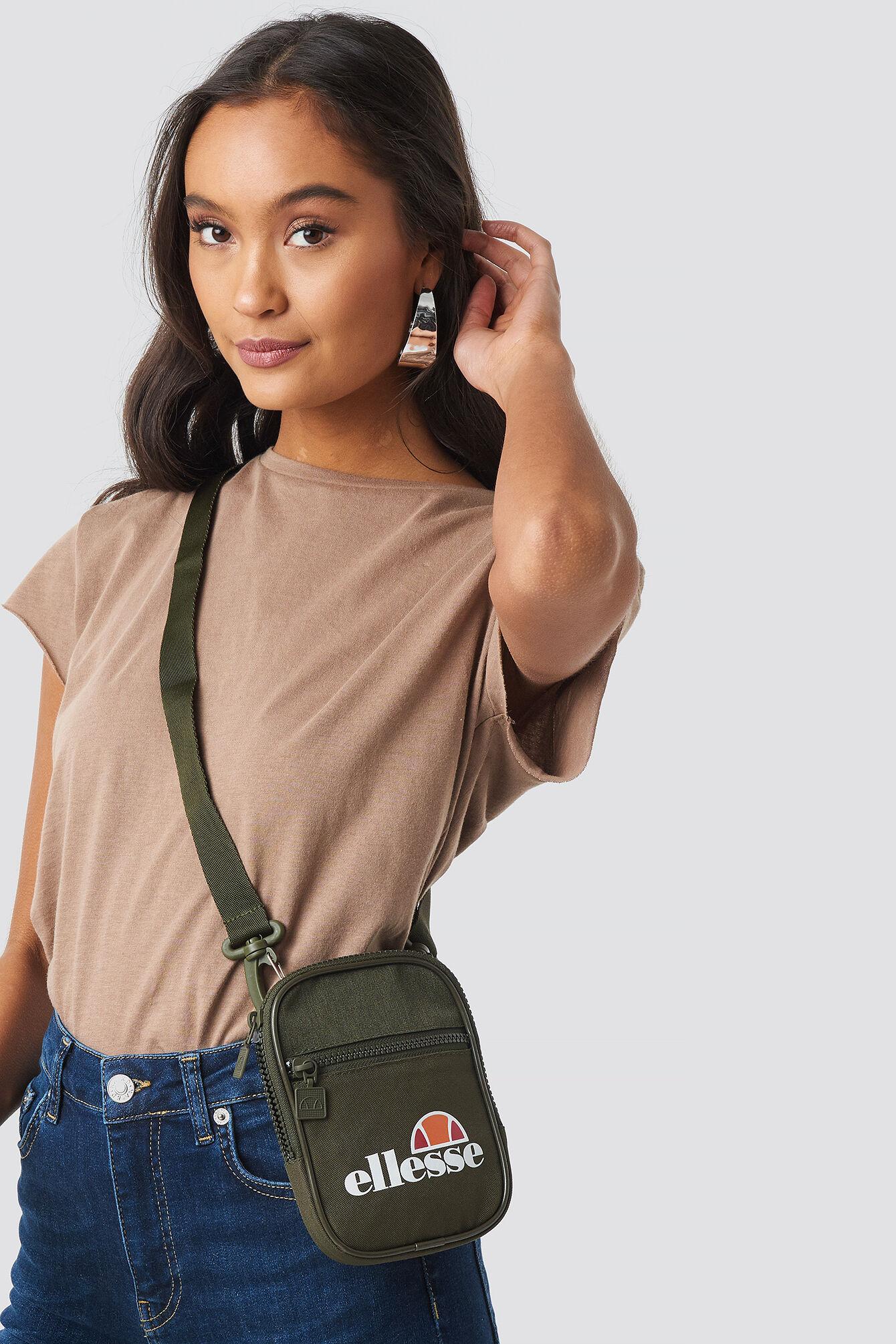 Ellesse El Templeton Bag - Green