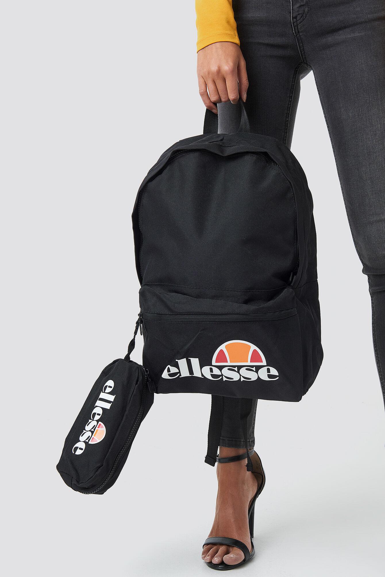 Ellesse El Rolby Backpack - Black