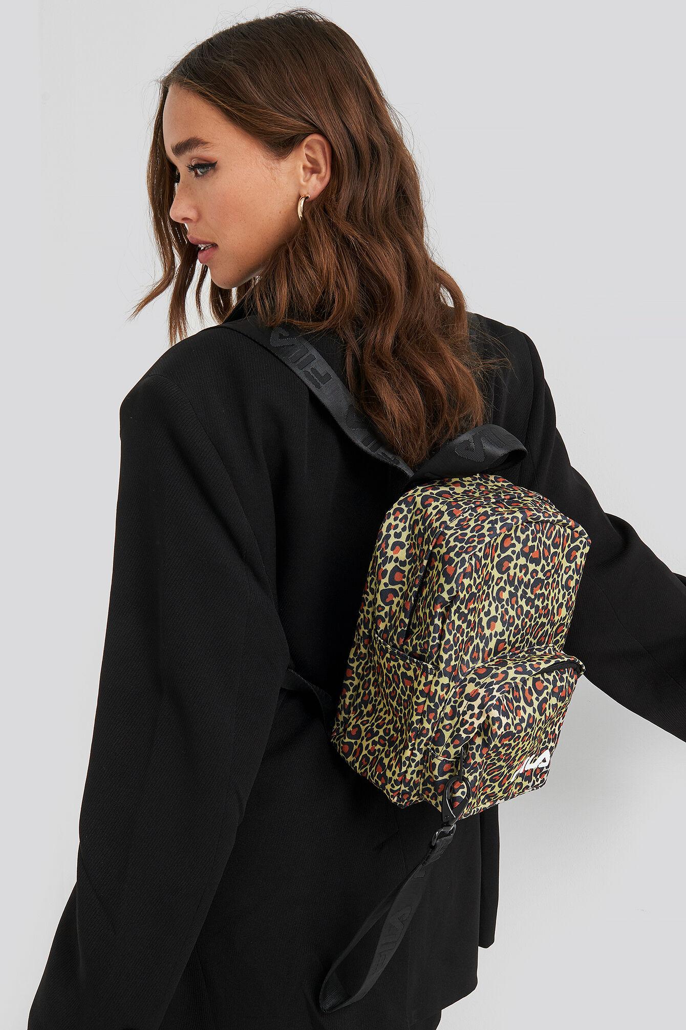 FILA Mini Strap Backpack Varberg - Multicolor  - Size: One Size