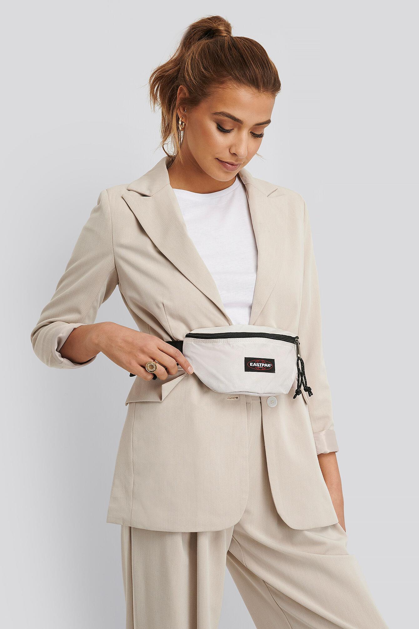 Eastpak Springer Bag - White  - Size: One Size