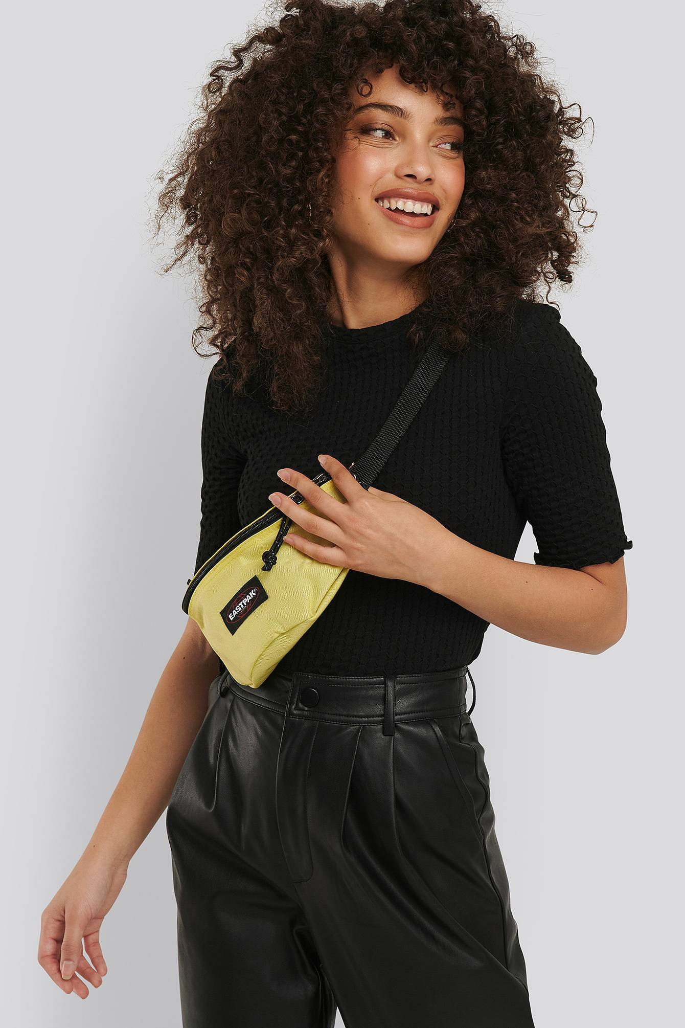 Eastpak Springer Bag - Yellow  - Size: One Size