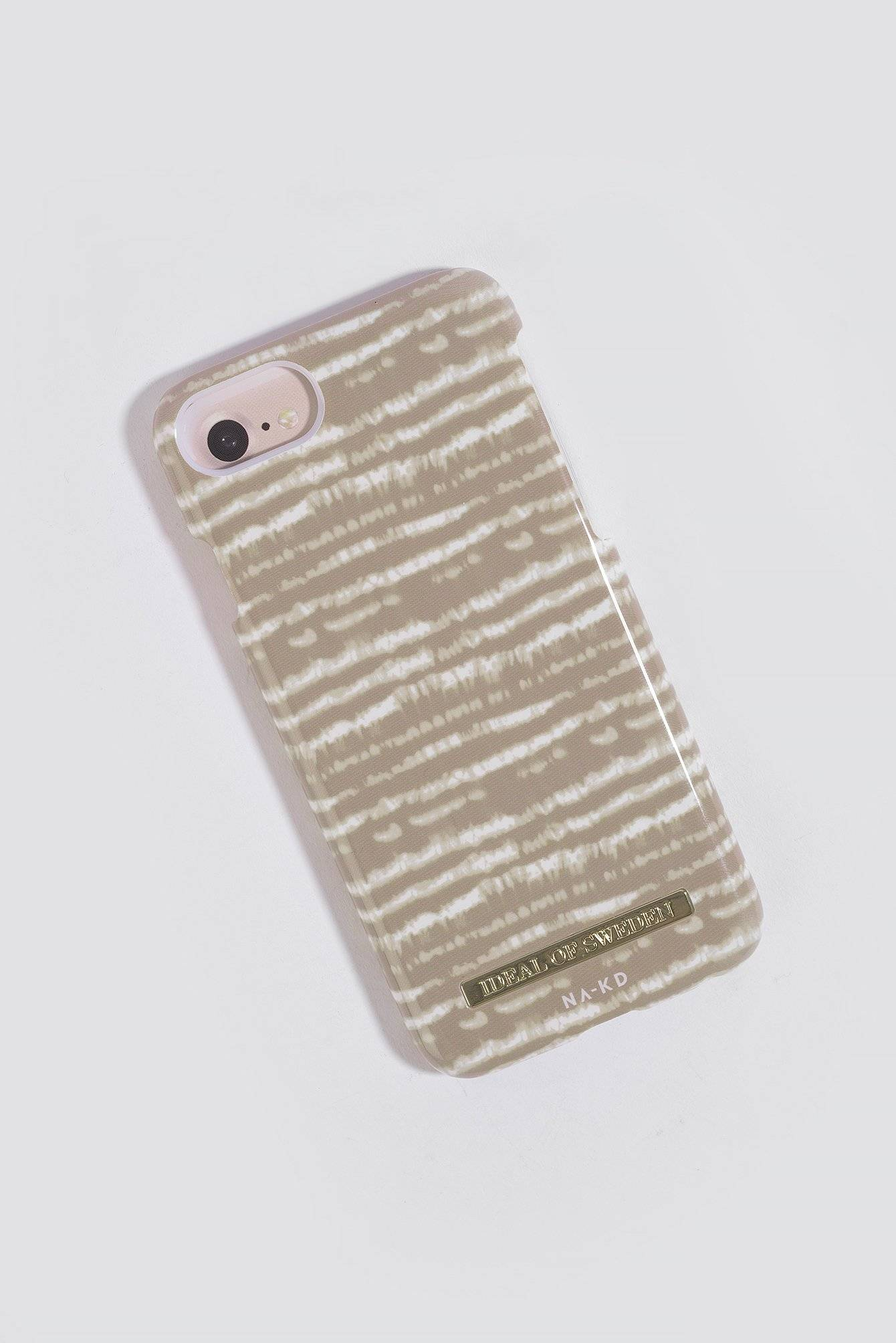 Ideal Of Sweden x NA-KD iPhone 8/7/6/6s Case - Beige  - Size: One Size