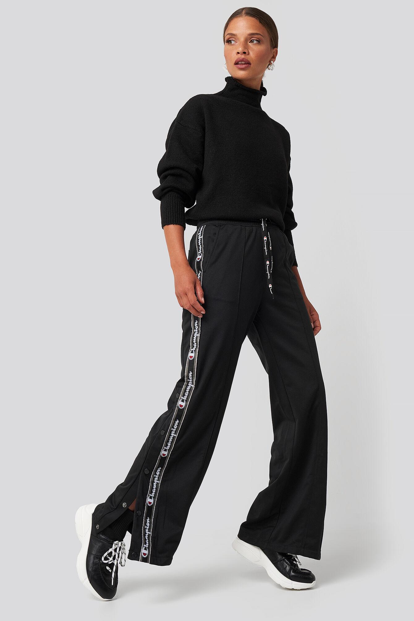Champion Pants 111976 - Black  - Size: Small