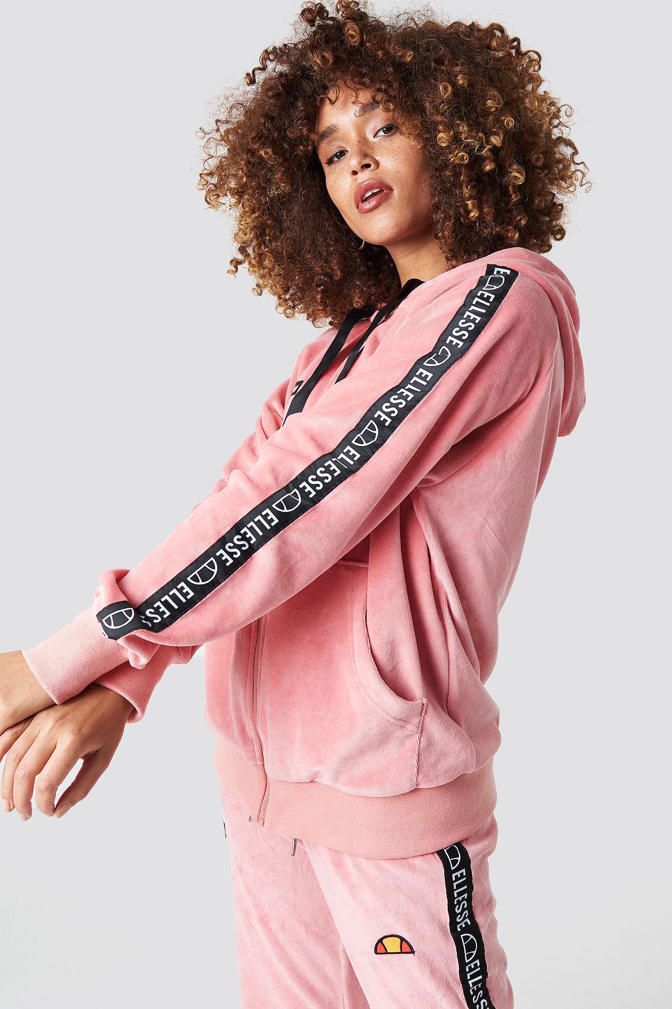 Ellesse El Capretta Hoodie - Pink