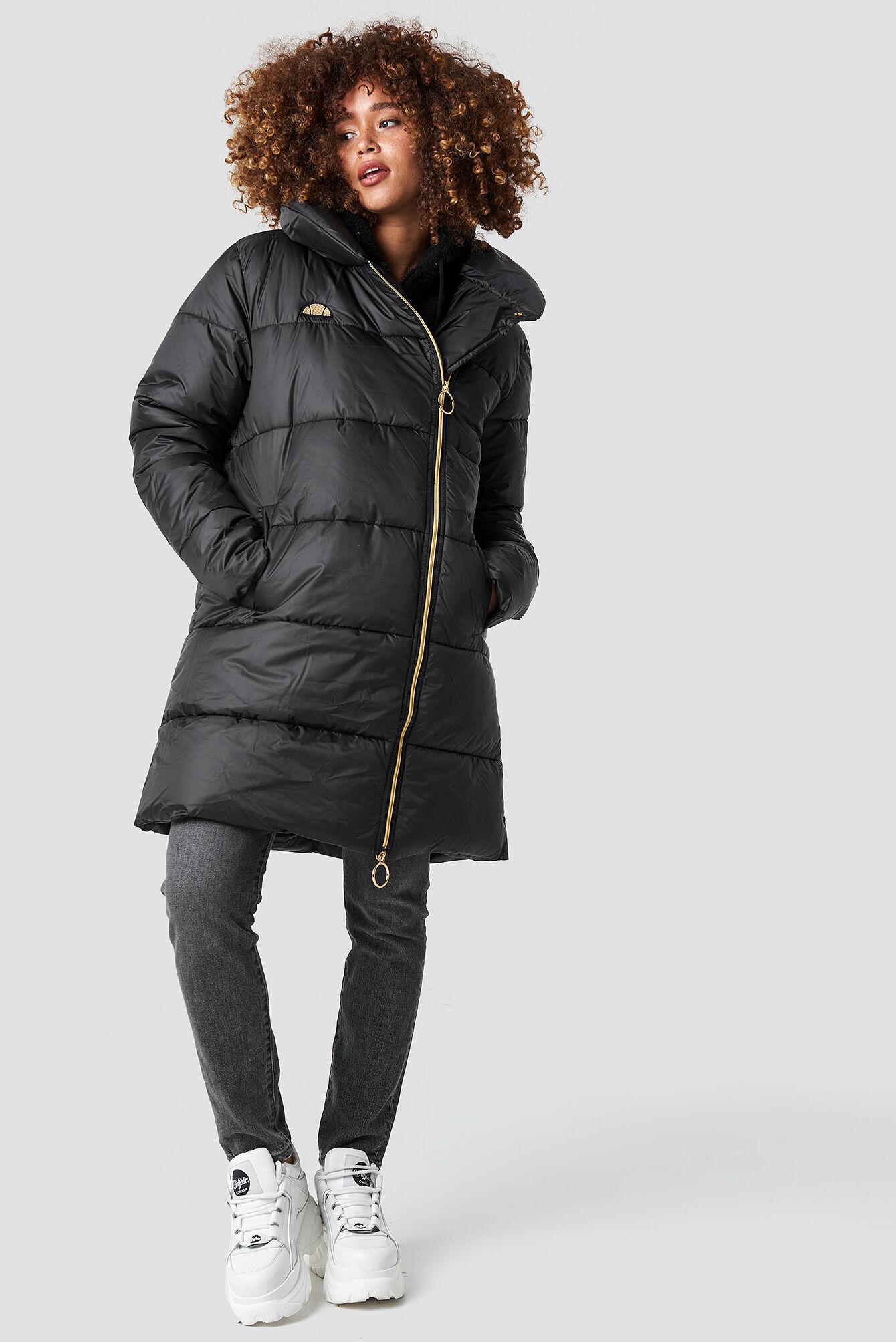 Ellesse El Peretta Jacket - Black