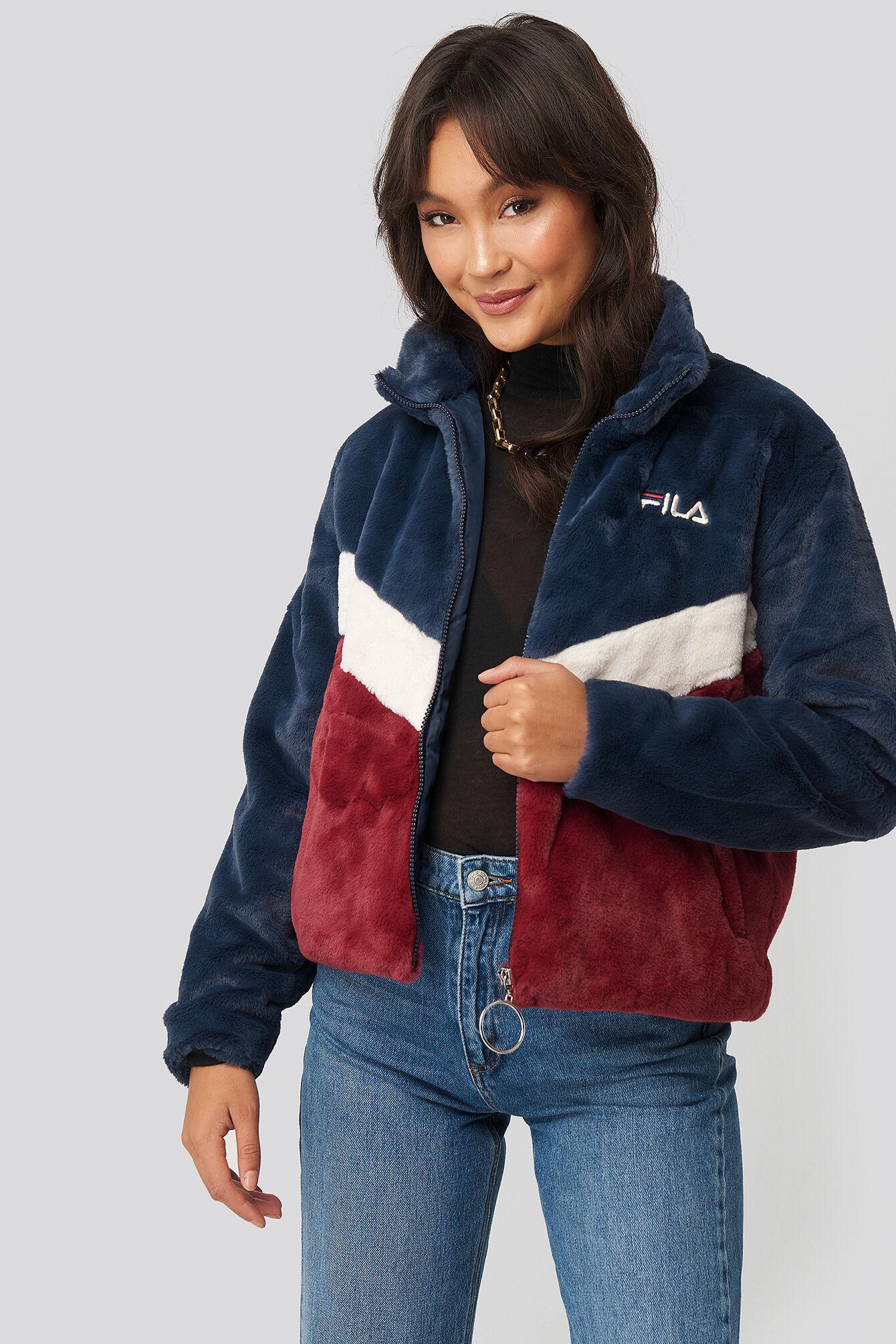 FILA Charmaine Jacket - Multicolor
