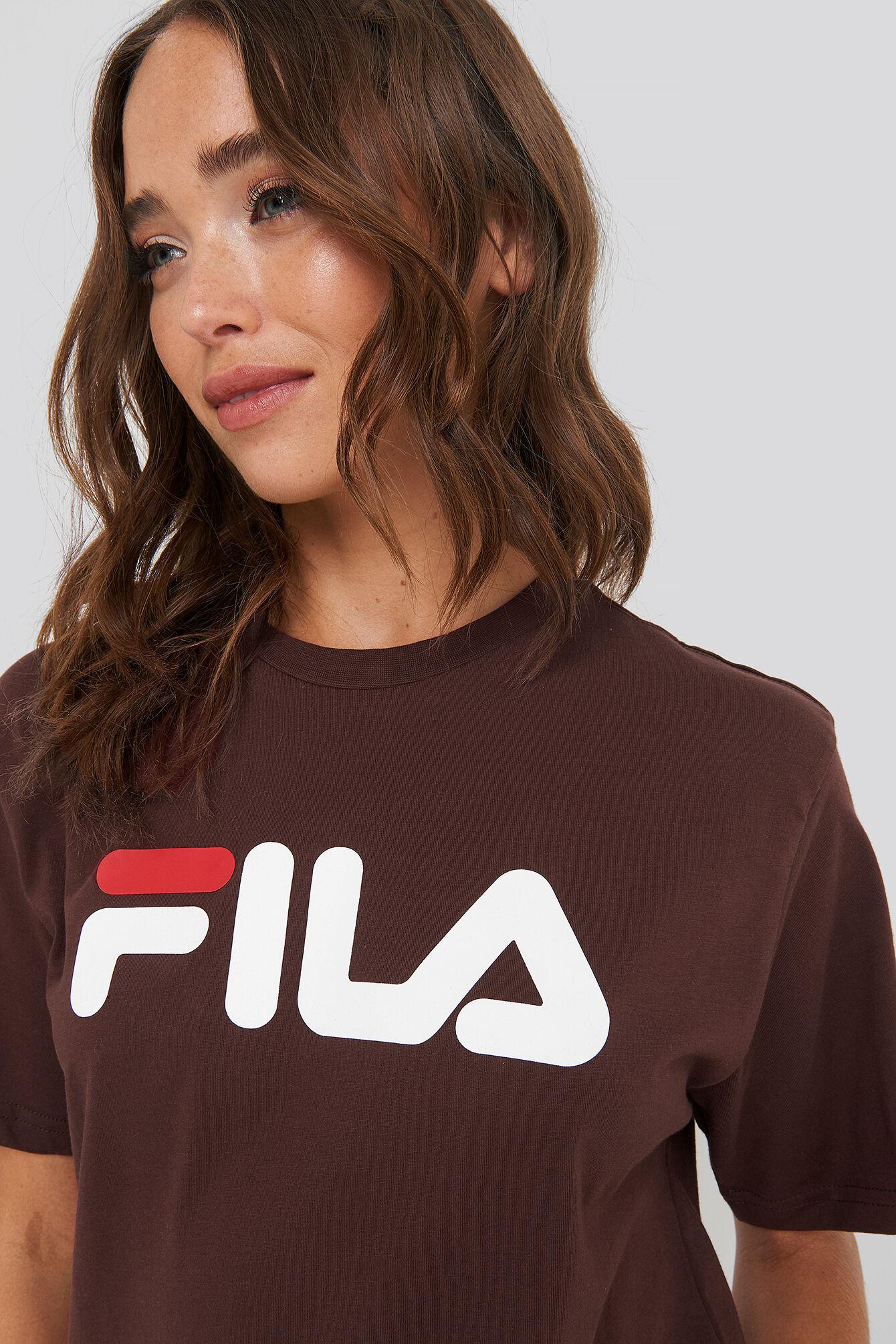 FILA Classic Pure Tee - Brown