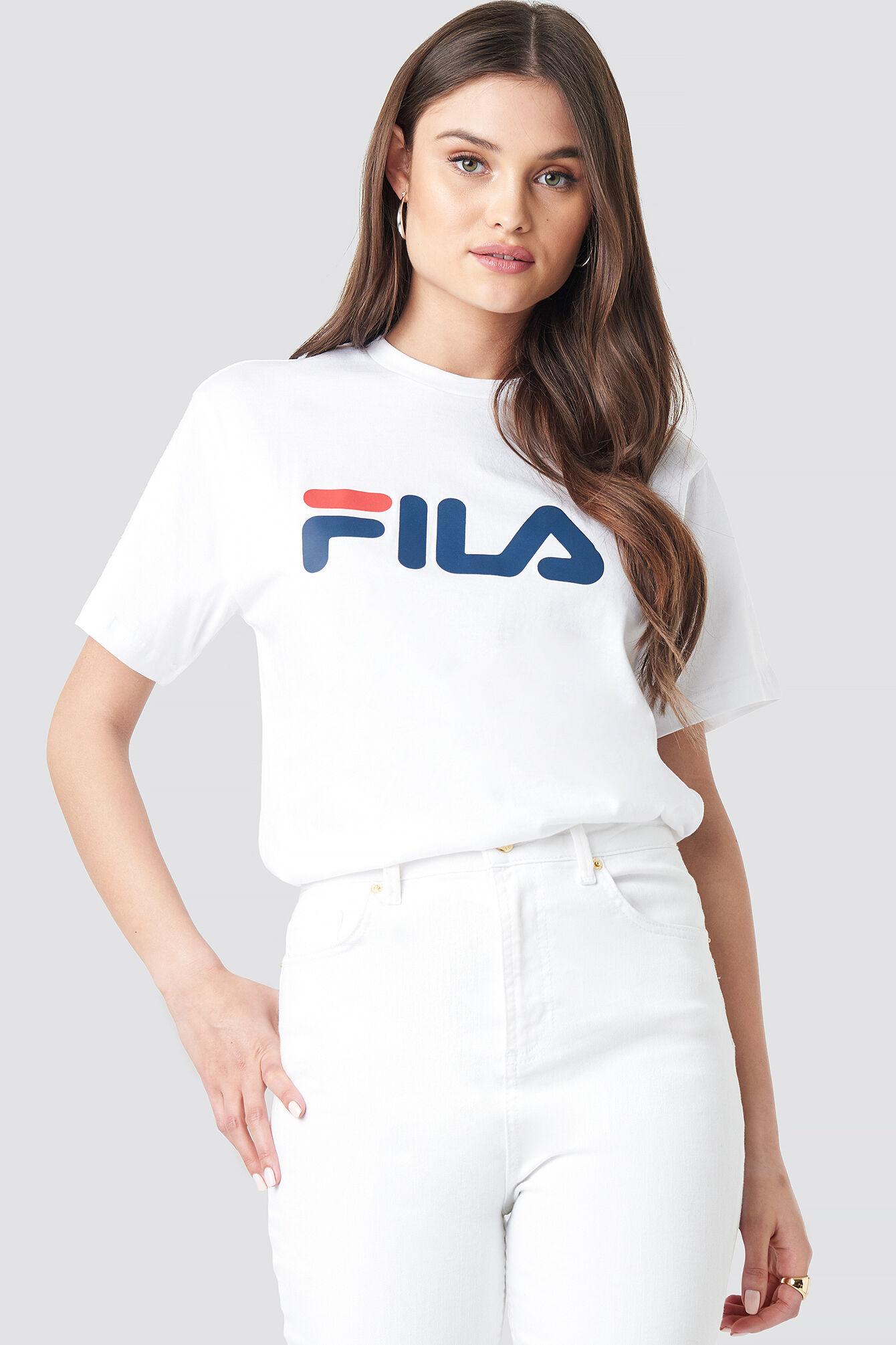 FILA Classic Pure Tee - White