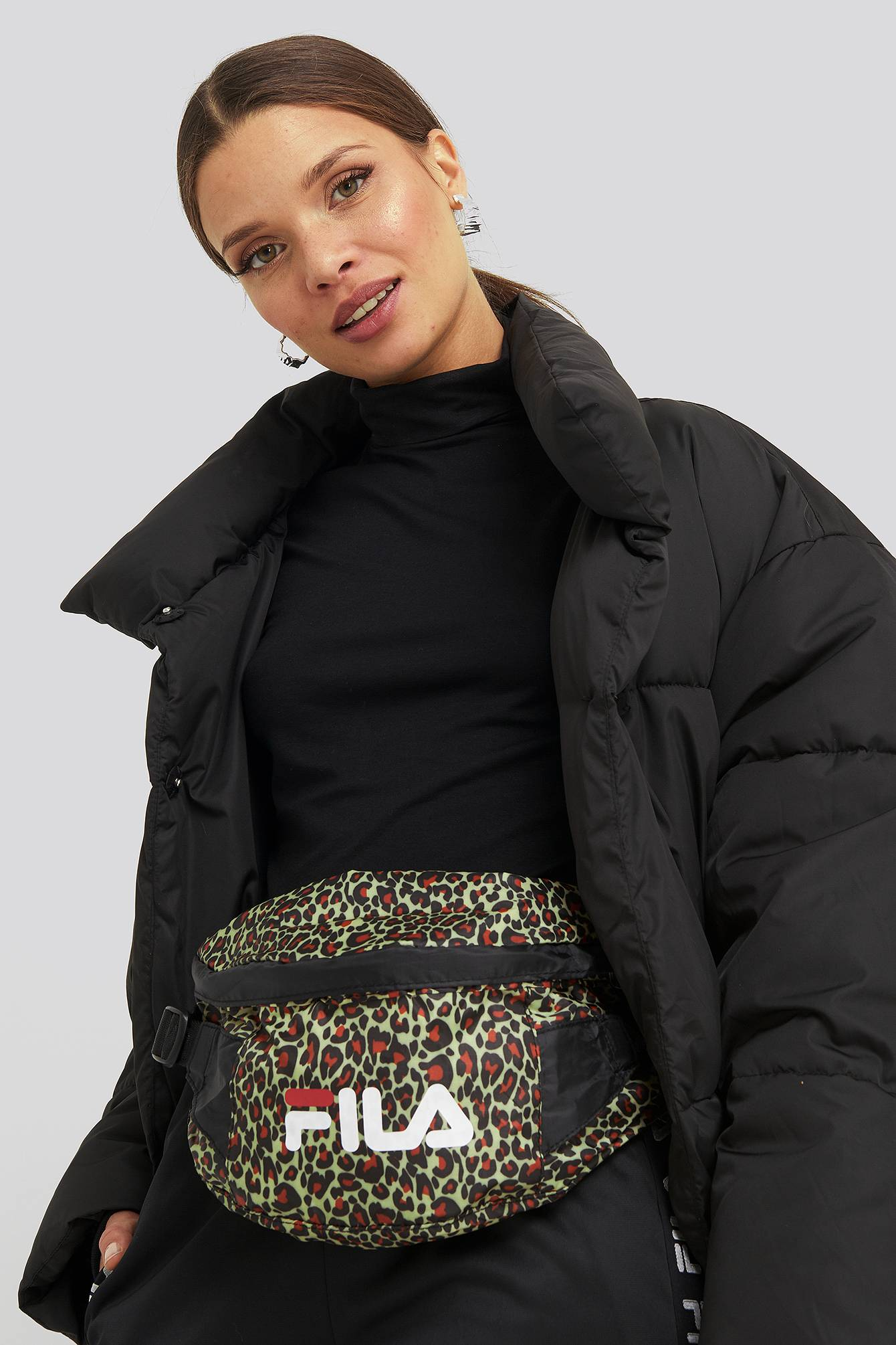 FILA Light Weight Waist Bag Göteborg - Multicolor  - Size: One Size