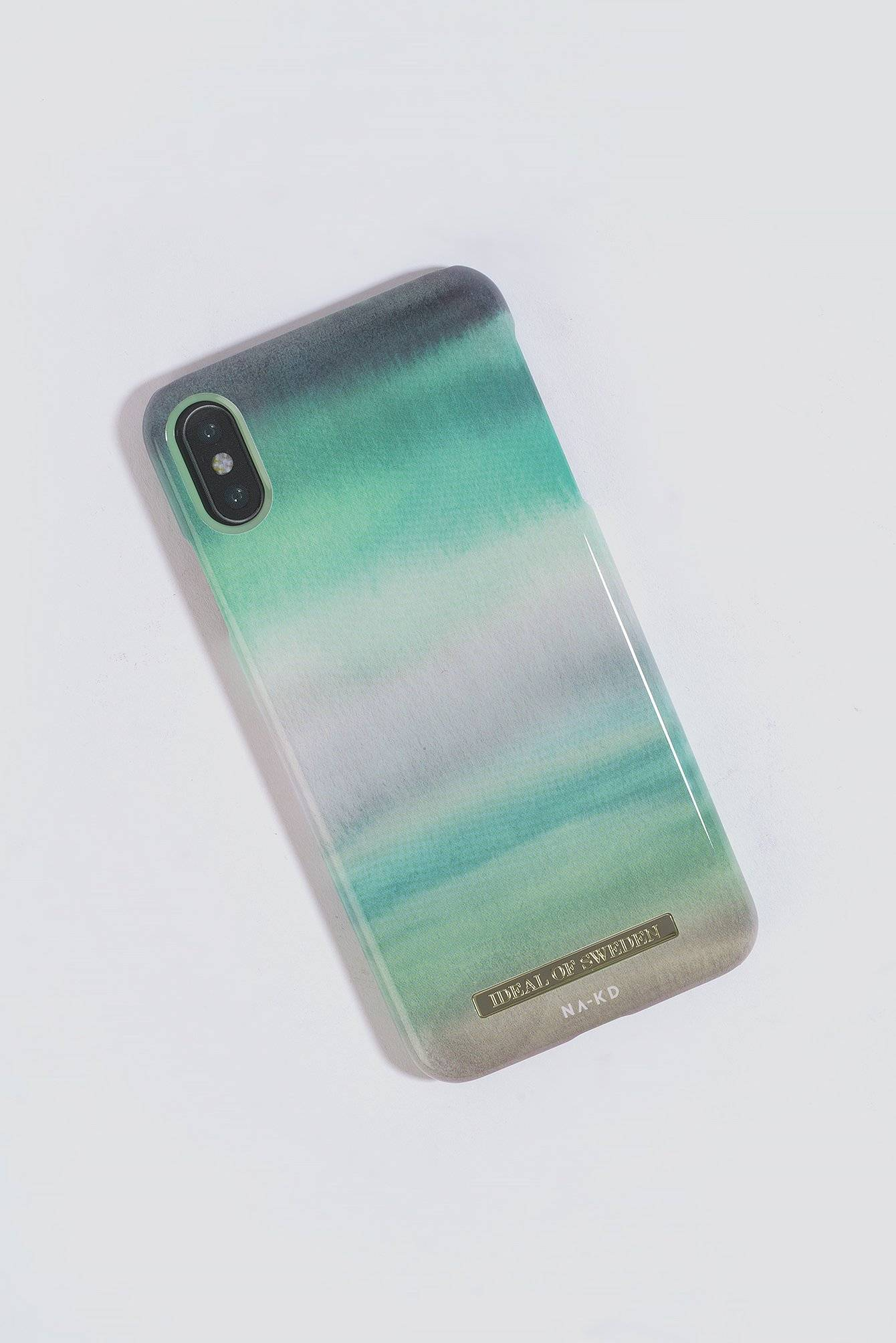 Ideal Of Sweden x NA-KD iPhone X/XS Max Case - Green  - Size: One Size