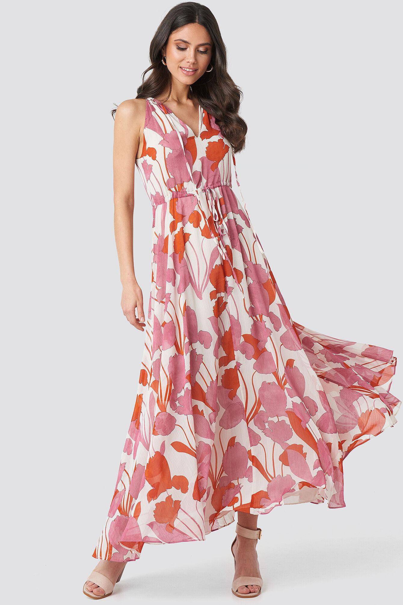 Image of MANGO Luzia Dress - Multicolor