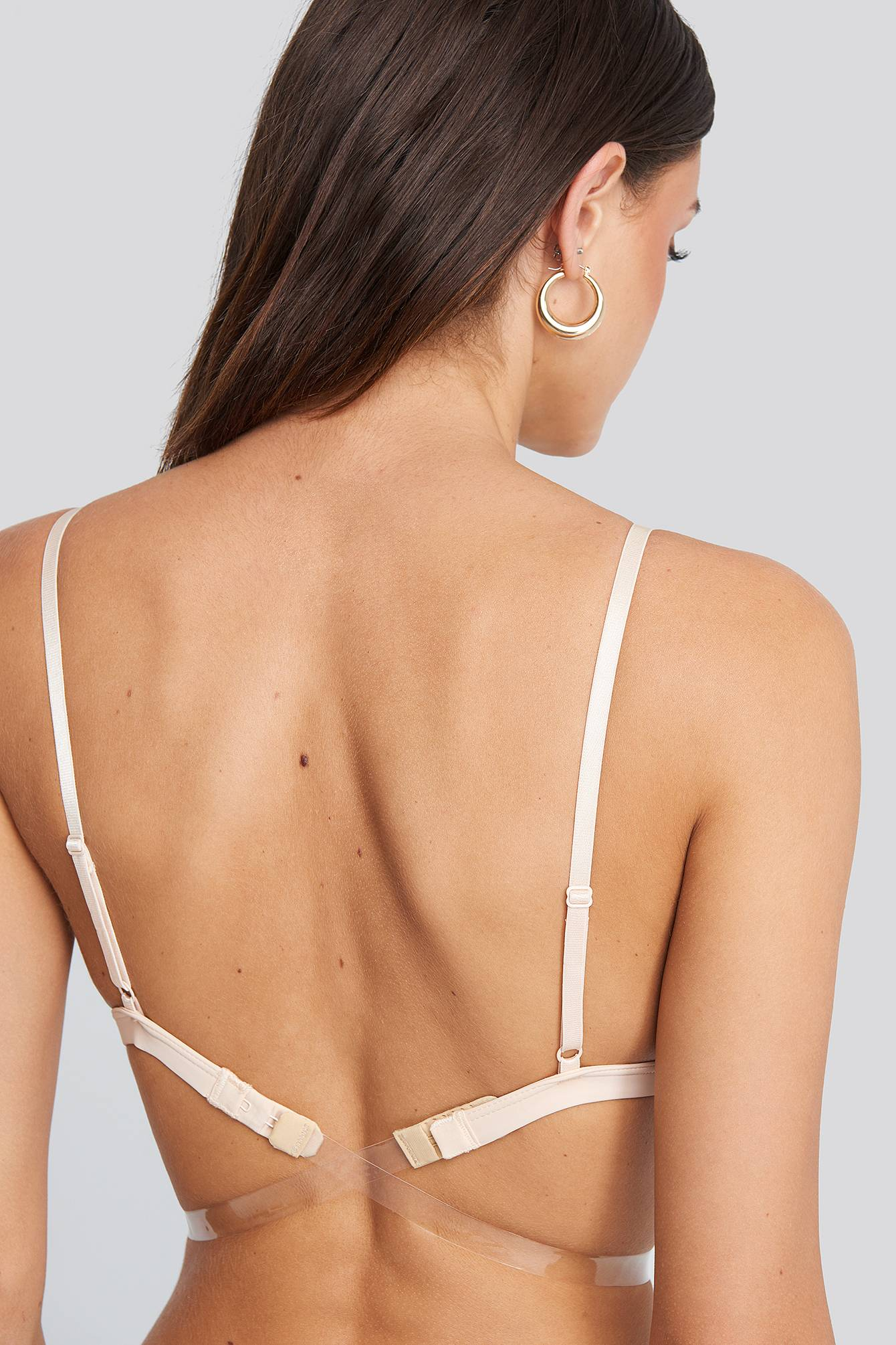 Freebra Low back Strap - White  - Size: One Size
