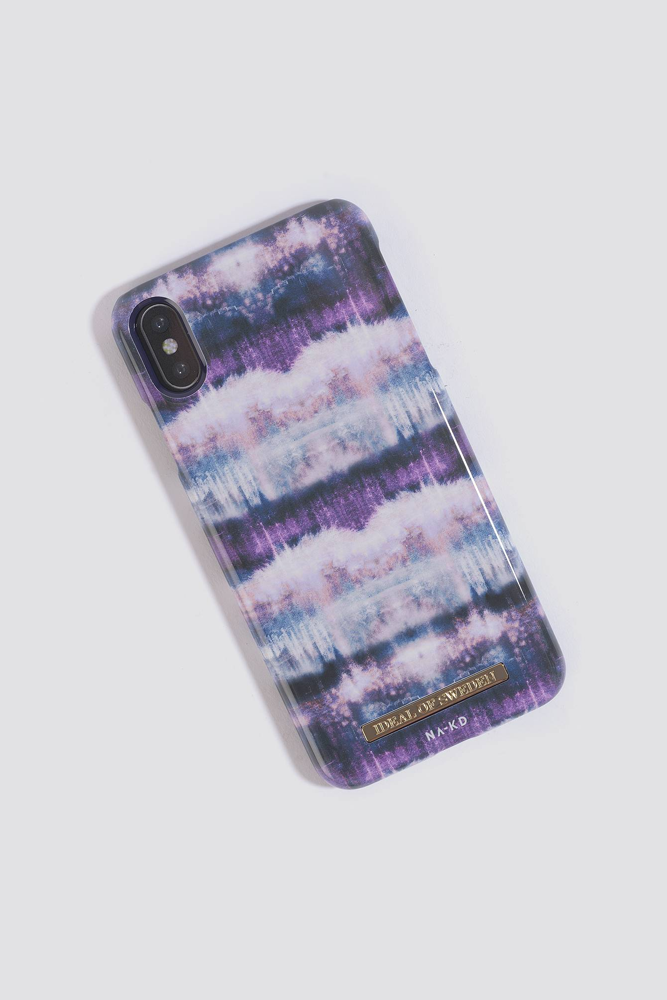 Ideal Of Sweden x NA-KD iPhone X/XS Max Case - Purple