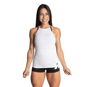 Better Bodies Performance Halter, white, medium