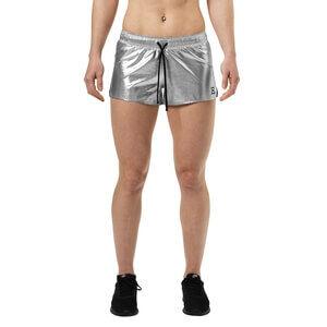 Better Bodies Nolita Shorts, metallic, large