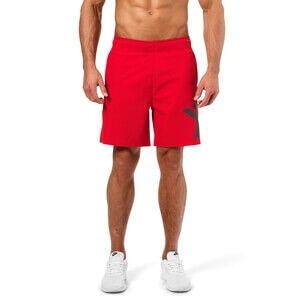Better Bodies Hamilton Shorts, bright red, medium
