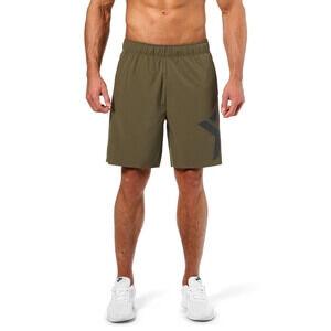 Better Bodies Hamilton Shorts, khaki green, Better Bodies