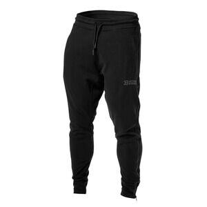 Better Bodies Harlem Zip Pants, black, xlarge