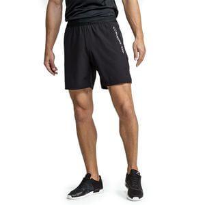 Björn Borg Adils Shorts, black beauty, small