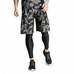 Björn Borg AXL Printed Shorts, green, xlarge