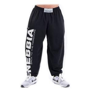Nebbia Hardcore Fitness Sweatpants, black, L