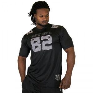 Gorilla Wear Men Fresno Tee, black/grey, xlarge