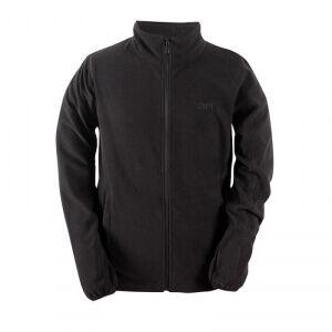 2117 of Sweden Lund Fleece Jacket, black, medium
