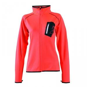2117 of Sweden Traneberg Eco Layer 2 jacket, signal red, 2117