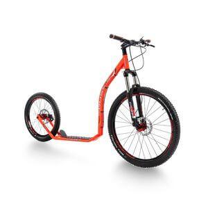 Crussis Sparkcykel Cross 6.1, orange, Crussis