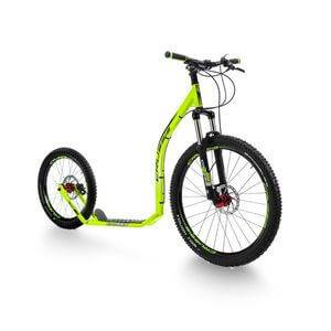 Crussis Sparkcykel Cross 6.2, lime/green, Crussis