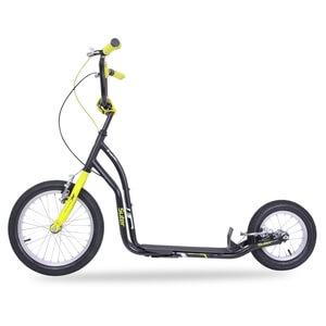 Image of inSPORTline Sparkcykel Suter SE, black/yellow, inSPORTline