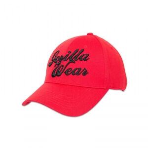 Gorilla Wear Laredo Flex Cap, red, Gorilla Wear