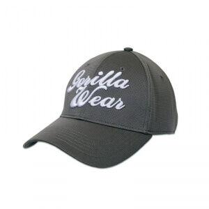 Gorilla Wear Laredo Flex Cap, grey, Gorilla Wear