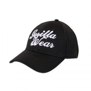 Gorilla Wear Laredo Flex Cap, black, Gorilla Wear