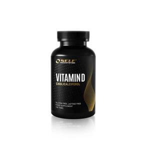 Self Omninutrition Vita-D, 100 tabletter, Self